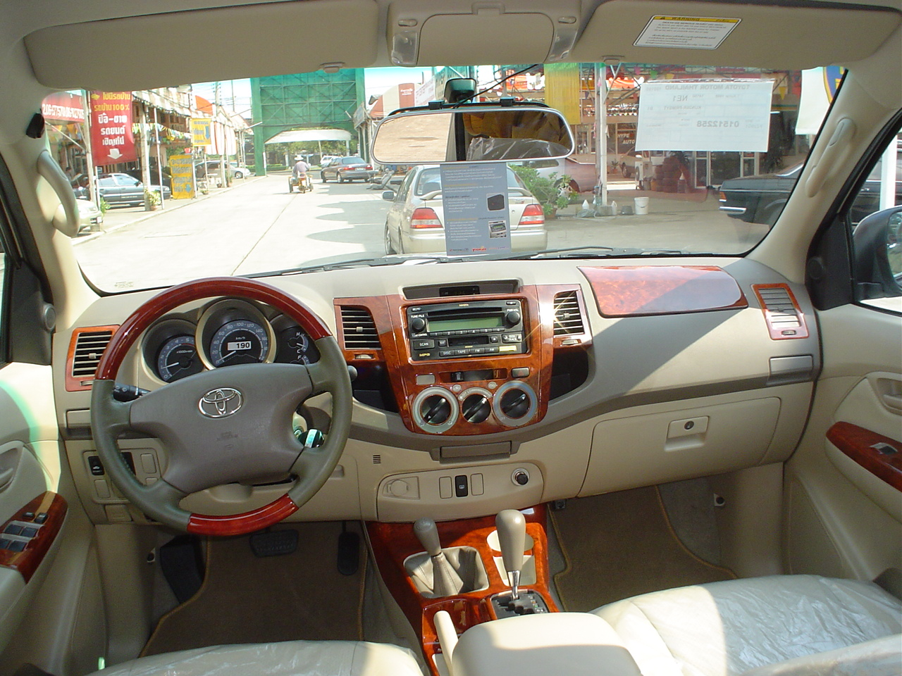 2009 Toyota Hilux Vigo Standard Cab Specifications
